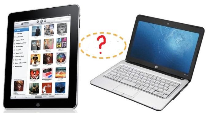 Laptop? para que si tenemos iPad, llevando el ipad al siguiente nivel