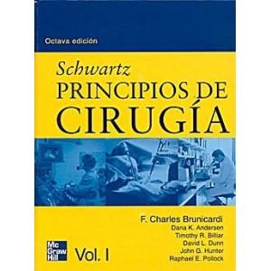 Schwartz, Principios de Cirugía, 8a Edición (links reparados 16/10/2012)