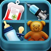 Atendiendo a los pequeños, Apps para el servicio de pediatría.